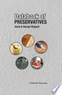 Databook of Preservatives