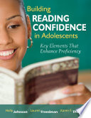 Building Reading Confidence in Adolescents Book