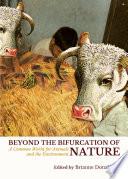 Beyond the Bifurcation of Nature