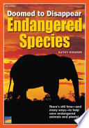 Doomed to Disappear  Endangered Species Book