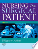 """Nursing the Surgical Patient"" by Rosie Pudner"
