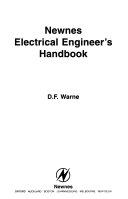 Newnes Electrical Engineer S Handbook