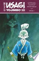 Usagi Yojimbo Saga Volume 2  Second Edition  Book