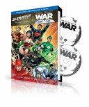 Justice League Vol. 1: Origin Book & DVD Set