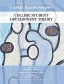 College Student Development Theory Book PDF