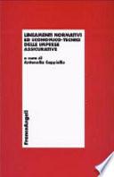 Lineamenti normativi ed economico-tecnici delle imprese assicurative
