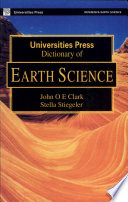 Universities Press Dictionary Of Earth Scienc