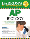 Barron s AP Biology  4th Edition Book