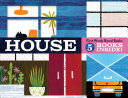 House  First Words Board Books