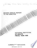 Annual Report To The Director National Institutes Of Health