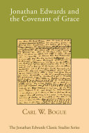 Pdf Jonathan Edwards and the Covenant of Grace Telecharger