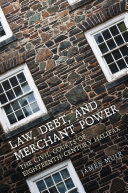 Pdf Law, Debt, and Merchant Power Telecharger