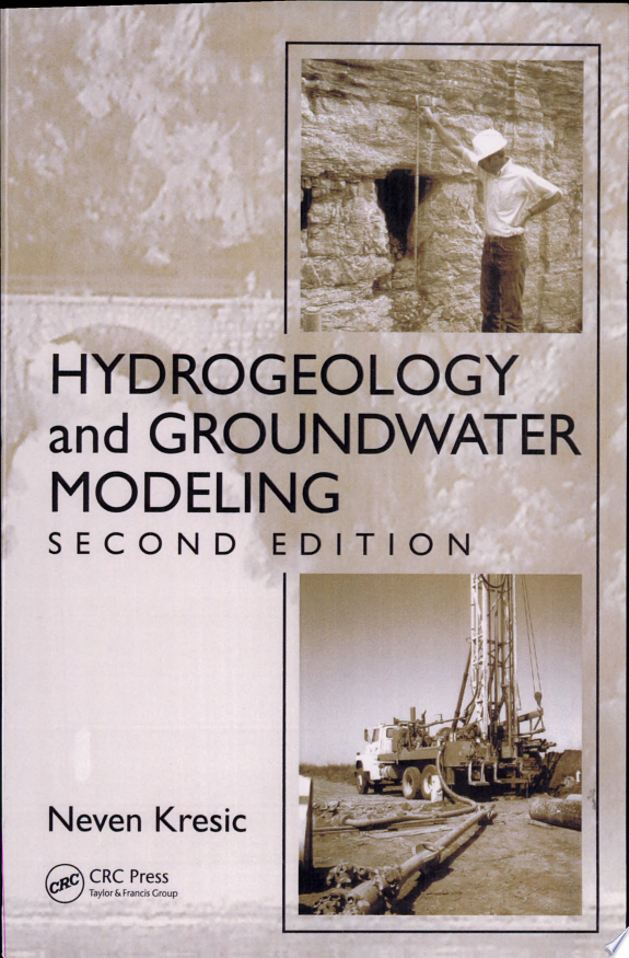 Hydrogeology and Groundwater Modeling  Second Edition