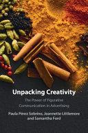 Unpacking Creativity