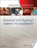 """""""Benumof and Hagberg's Airway Management E-Book"""" by Carin A. Hagberg"""