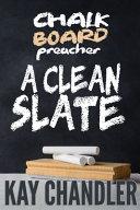 Chalkboard Preacher Book PDF