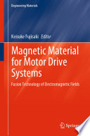 Magnetic Material for Motor Drive Systems