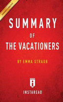 Summary of The Vacationers Book