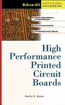 High Performance Printed Circuit Boards Book PDF