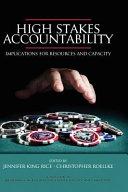 High Stakes Accountability
