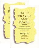 Daily Prayer Praise
