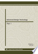 Advanced Design Technology, ADME 2011