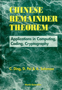 Pdf Chinese Remainder Theorem Telecharger