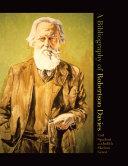 Pdf A Bibliography of Robertson Davies Telecharger
