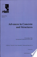 Pro 32 International Conference On Advances In Concrete And Structures Icacs 2003 Volume 1  PDF