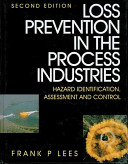 Loss prevention in the process industries