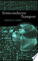 Semiconductor Transport Book PDF