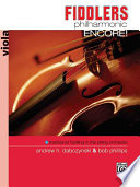Fiddlers Philharmonic Encore  Book PDF