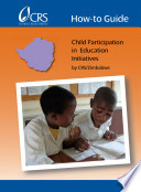 How-To Guide: Child Participation in Education Initiatives