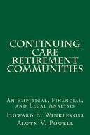 Continuing Care Retirement Communities