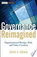 Governance Reimagined Book