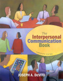 Pdf The Interpersonal Communication Book Telecharger