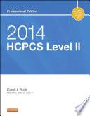 2014 HCPCS Level II Professional Edition   E Book