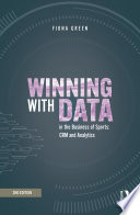Winning with Data in the Business of Sports Book