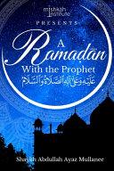Ramadan with the Prophet Book