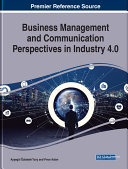 Business Management and Communication Perspectives in Industry 4.0