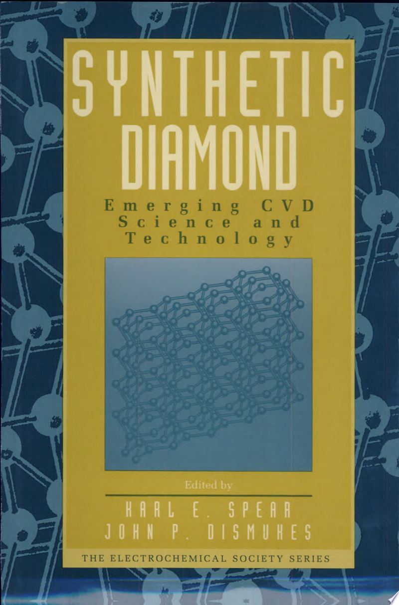 Synthetic Diamond banner backdrop