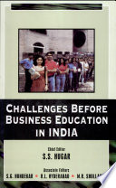 Challenges Before Business Education in India