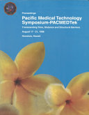 Pacific Medical Technology Symposium Book