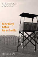 Pdf Morality After Auschwitz