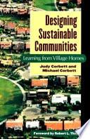 Designing Sustainable Communities Book