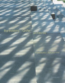 Pdf Barthélémy-Griño architectes Telecharger