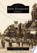 New Harmony  Indiana Book