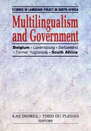 Multilingualism and Government