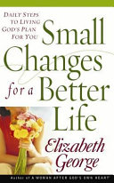 Small Changes for a Better Life Pdf/ePub eBook