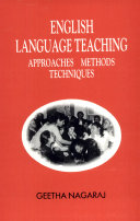 English Language Teaching  Approaches  Methods  Techniques